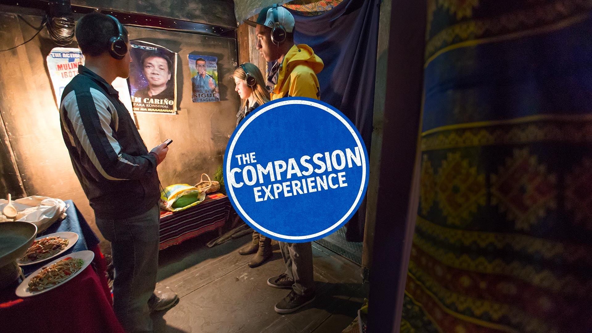The Compassion Experience-event