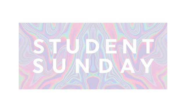 Student-Sunday-Screen