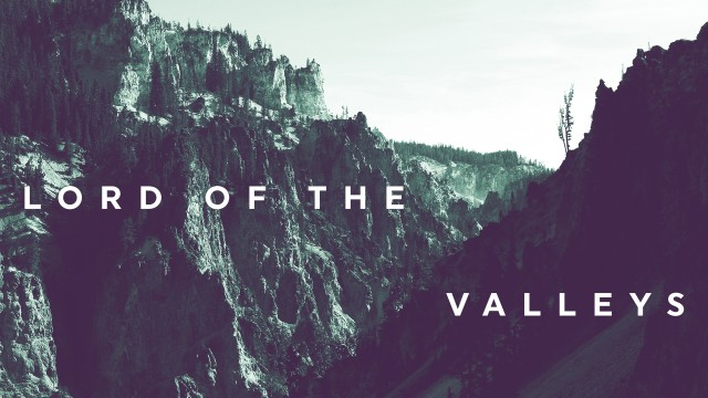 Lord of the Valleys Podcast