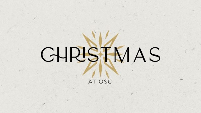 Christmas at OSC