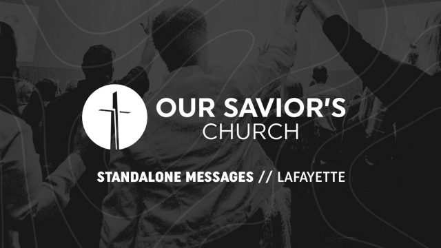Standalone Messages 2021 - Lafayette